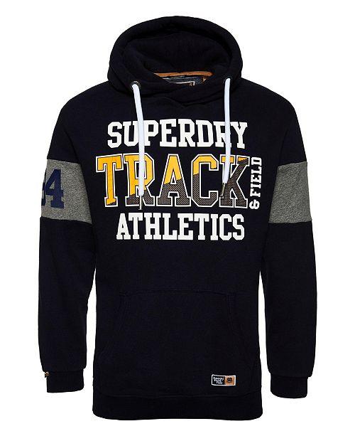 Men's Super Track Oversized Hoodie