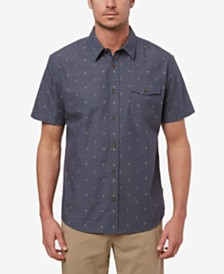 Jack O'Neill Mens West Ways Short Sleeve Shirt