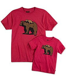 Men's Dad & Me Papa Bear T-Shirt Collection