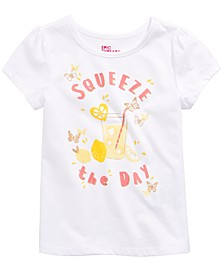 Little Girls Squeeze The Day T-Shirt, Created for Macy's