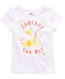 Epic Threads Little Girls Squeeze The Day T-Shirt, Created for Macy's