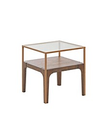 Clover End Table, Quick Ship