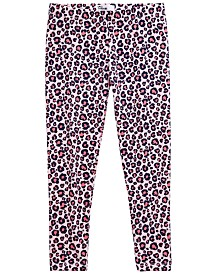 Epic Threads Little Girls Leopard-Print Leggings, Created for Macy's