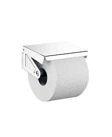 WS Bath Collections Polo Toilet Paper Holder in Polished Chrome