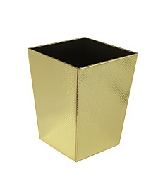 WS Bath Collections Ecopelle Paper Waste Basket Collection