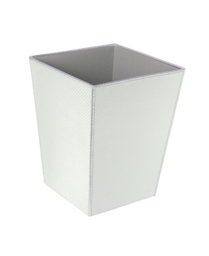 Ws Bath Collections Ecopelle Paper Waste Basket Bedding