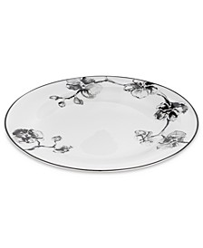 Dinnerware, Black Orchid Dinner Plate