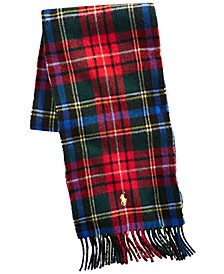Men's Scottish Tartans Scarf