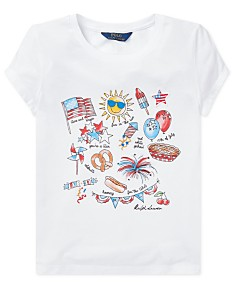 Ralph Lauren Polo T Shirtsamp; Macy's Girls Yf67vgby