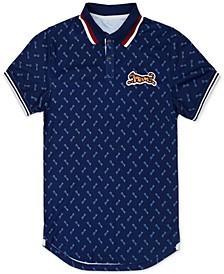 Men's Garrett Tiger Polo Shirt