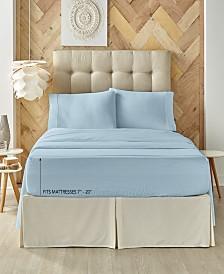 Five Queens Court Royal Fit 800 TC Cotton-blend California King Sheet Set