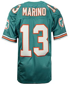 Mitchell & Ness Men's Dan Marino Miami Dolphins Authentic Football Jersey