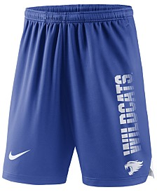 Nike Men's Kentucky Wildcats Breathe Knit Shorts
