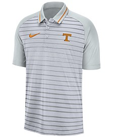 Nike Men's Tennessee Volunteers Stripe Polo