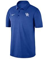 748256ad0e Nike Men's Kentucky Wildcats Dri-FIT Breathe Polo