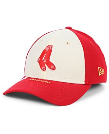 New Era Boston Red Sox Timeline Collection 39THIRTY Stretch Fitted Cap