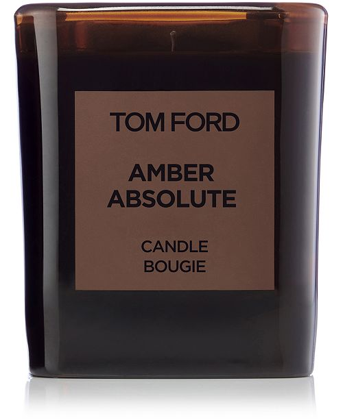 Tom Ford Private Blend Amber Absolute Candle, 21-oz.