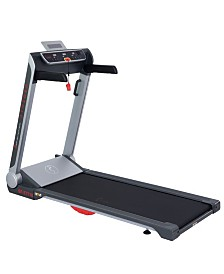 """Sunny Health and Fitness Strider Treadmill With 20"""" Wide Lopro Deck"""