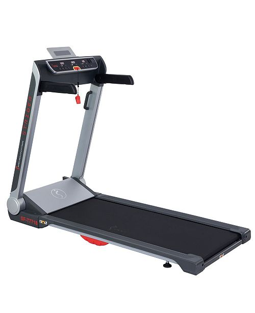 "Sunny Health & Fitness Sunny Health and Fitness Strider Treadmill With 20"" Wide Lopro Deck"