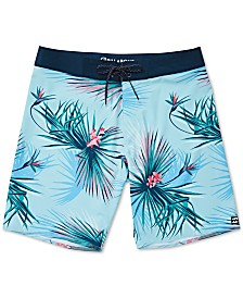 Billabong Toddler & Little Boys Sundays Pro Printed Swim Trunks