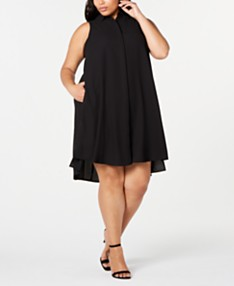 Wear to Work Plus Size Dresses - Macy\'s