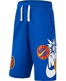 Nike Big Boys Sportswear Alumni DNA Shorts