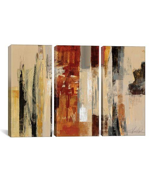 "iCanvas Urban Morning by Silvia Vassileva Gallery-Wrapped Canvas Print - 40"" x 60"" x 1.5"""