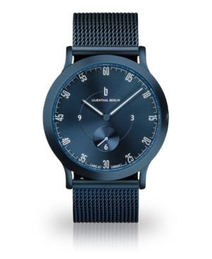 L1 All Blue Mesh Watch 37mm