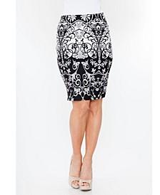 Pretty and Proper Pencil Skirt