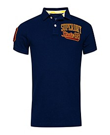 Men's Classic Superstate Pique Polo Shirt