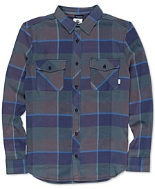 Men's Tacoma 3C Plaid Flannel Shirt