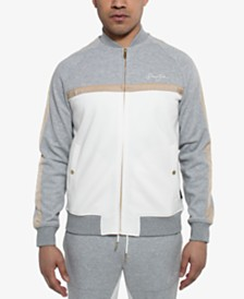 Sean John Men's Colorblocked Track Jacket