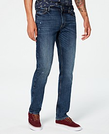 Men's Tyler Straight-Fit Jeans with Recycled Repreve, Created for Macy's