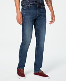 American Rag Men's Tyler Straight-Fit Recycled Repreve Jeans, Created for Macy's