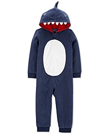 Toddler Boys 1-Pc. Shark Pajama