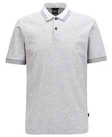 BOSS Men's Phillipson 55 Slim-Fit Cotton Polo Shirt