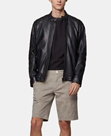 BOSS Men's Schino Straight-Leg Shorts