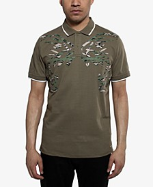 Men's Double Roar Polo Shirt
