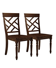 Liam Dining Chair, Quick Ship (Set of 2)
