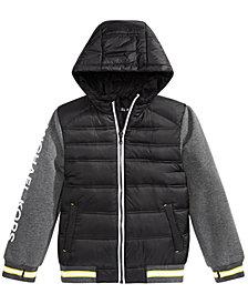 Michael Michael Kors Big Boys Hooded Jacket