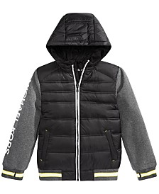Michael Michael Kors Big Boys Hooded Jacket