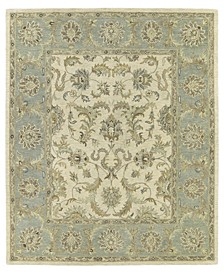 Solomon King David-52 Ivory 10' x 14' Area Rug