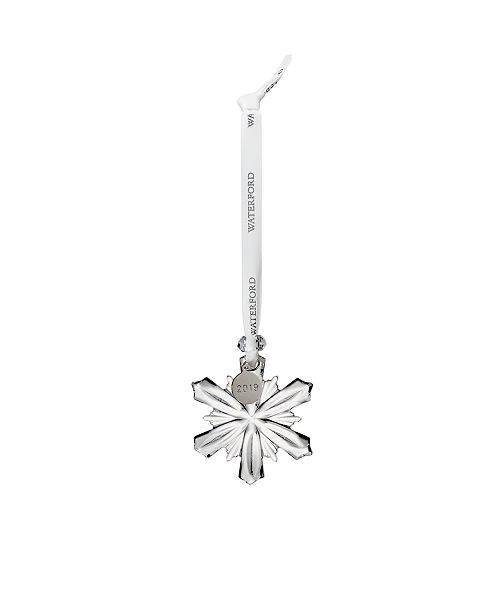 Waterford 2019 Mini Snowflake Ornament