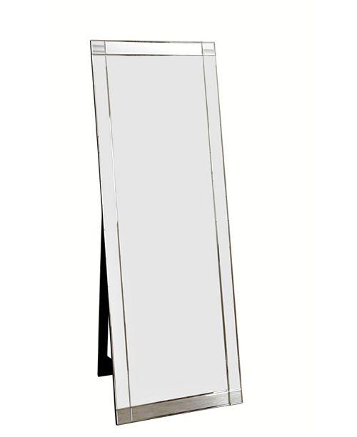 Abbyson Living Fern Standing Floor Mirror