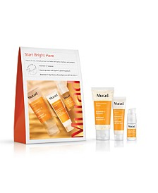 Murad 3-Pc. Start Bright Here Trial Set