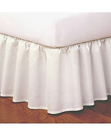 Magic Skirt Ruffled King Bed Skirt
