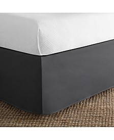 Cotton Blend Tailored California King Bed Skirt
