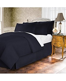 Belles and Whistles Premium 400 Thread Count Cotton California King Bed Skirt