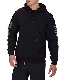Hurley X Carhartt Men's Original Sleeve Logo Graphics Hoodie