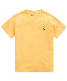 Polo Ralph Lauren Little Boys Jersey Cotton T-Shirt